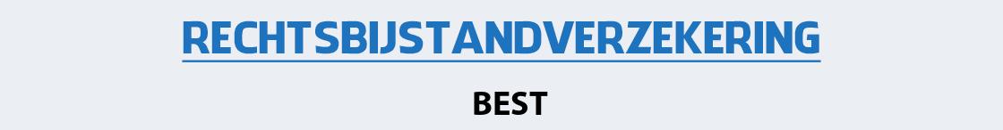 rechtsbijstandverzekering-best