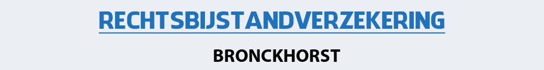 rechtsbijstandverzekering-bronckhorst