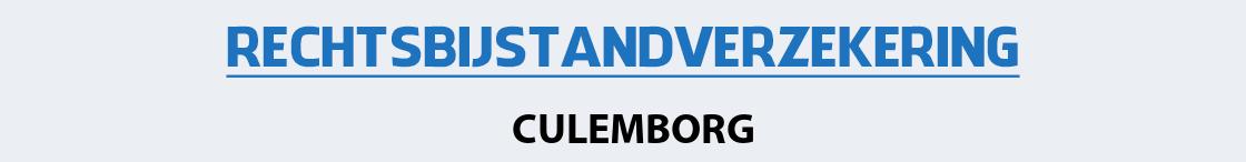 rechtsbijstandverzekering-culemborg