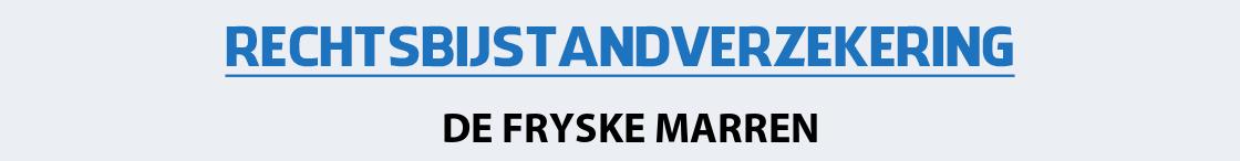 rechtsbijstandverzekering-de-fryske-marren