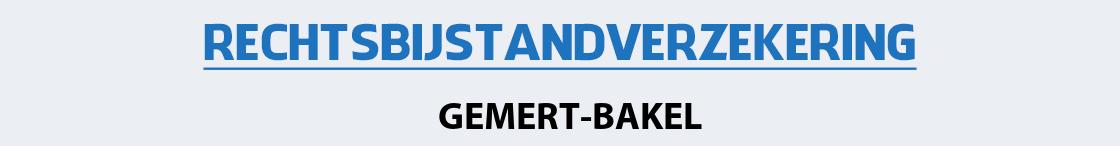 rechtsbijstandverzekering-gemert-bakel