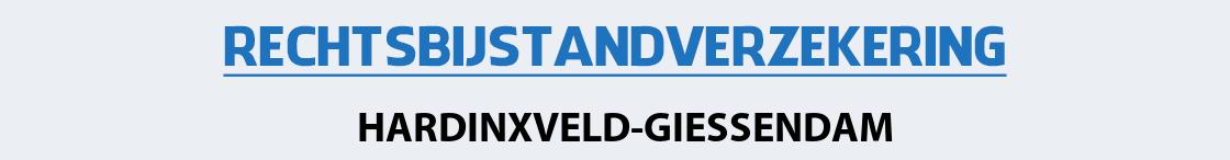 rechtsbijstandverzekering-hardinxveld-giessendam