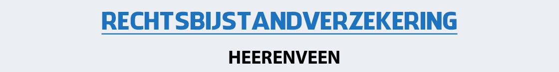 rechtsbijstandverzekering-heerenveen
