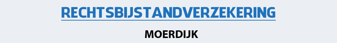 rechtsbijstandverzekering-moerdijk