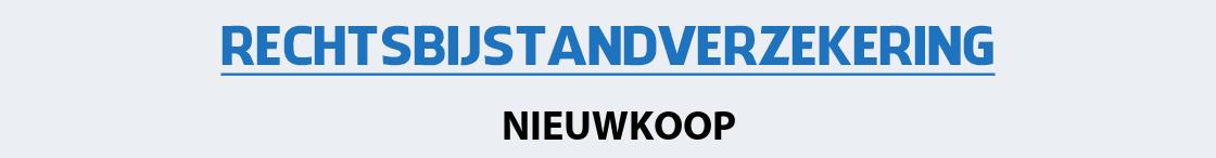 rechtsbijstandverzekering-nieuwkoop