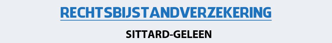 rechtsbijstandverzekering-sittard-geleen