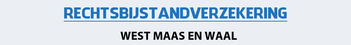 rechtsbijstandverzekering-west-maas-en-waal
