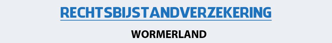 rechtsbijstandverzekering-wormerland