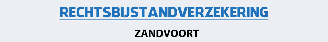 rechtsbijstandverzekering-zandvoort